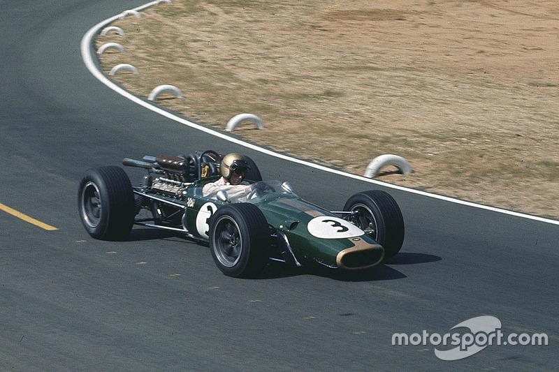 9º Brabham: 864 puntos