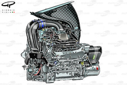 DUPLICATA: L'unité de puissance Ferrari 059/3
