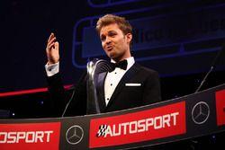 Dünya Şampiyonu Nico Rosberg, Mercedes AMG F1