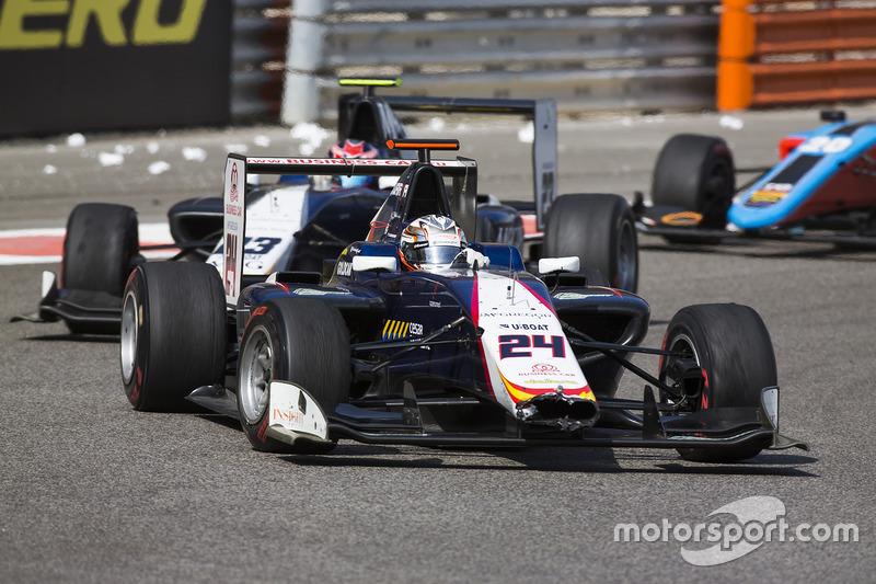 Konstantin Tereschenko, Campos Racing y Steijn Schothorst, Campos Racing