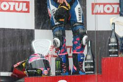 2. Alex Lowes, Pata Yamaha