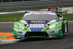 #1 Imperiale Racing Lamborghini Huracan GT3: Thomas Biagi, Raffaele Giammaria
