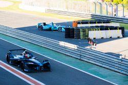 Jean-Eric Vergne, Techeetah, Alexander Sims, Andretti Formula E