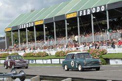 1958 Austin A40, Michael Caine