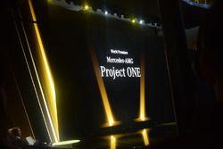 Presentazione Mercedes-AMG Project One