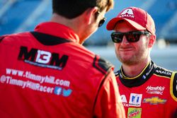 Dale Earnhardt Jr., Hendrick Motorsports Chevrolet and Carl Long, Motorsports Business Management, C