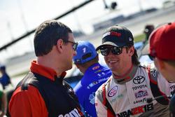 Christopher Gabehart, Erik Jones, Joe Gibbs Racing Toyota
