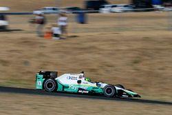Zachary Claman DeMelo, Rahal Letterman Lanigan Racing Honda
