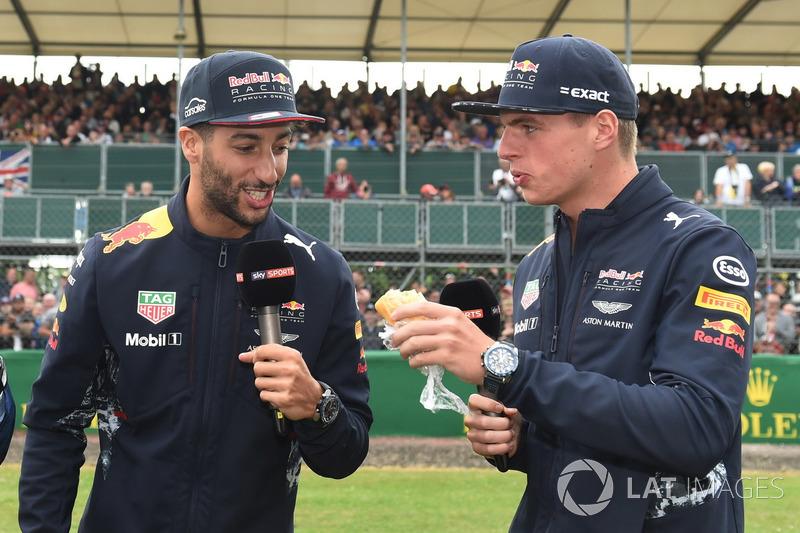 Daniel Ricciardo, Red Bull Racing and mv[portrait