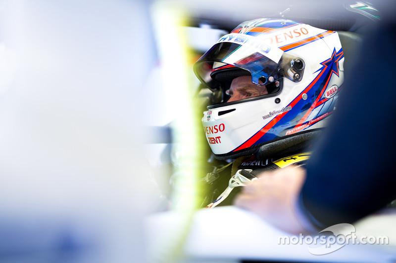 Ентоні Девідсон, Toyota Gazoo Racing