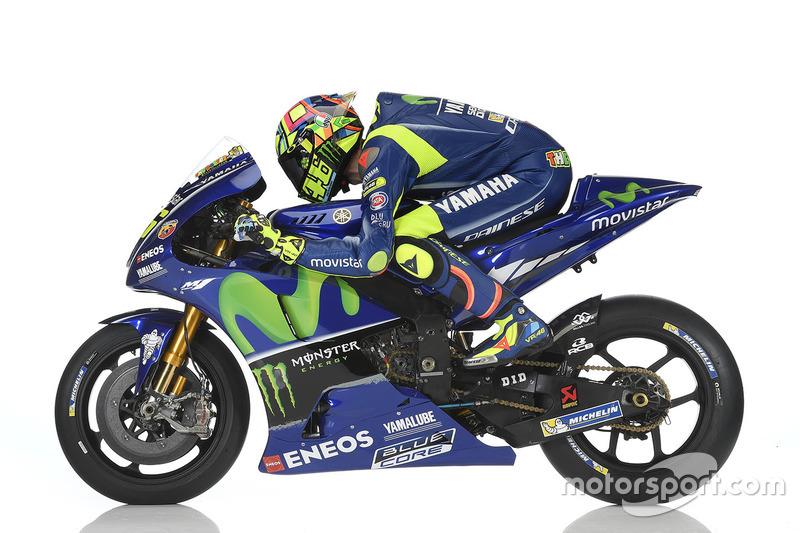 Valentino Rossi, Movistar Yamaha MotoGP Team 2017