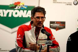 Frank-Steffen Walliser, Porsche Motorsport Director