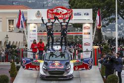 1. Sébastien Ogier, Julien Ingrassia, Ford Fiesta WRC, M-Sport