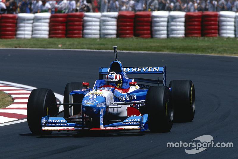 Александр Вурц, Benetton