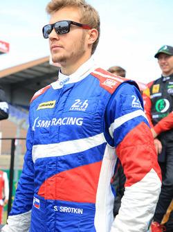 Sergey Sirotkin, SMP Racing