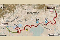 Stage 5: Tupiza - Oruro