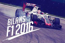 Bilans F1 2016, première partie