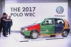 Presentazione VW WRC 2017 (Screenshot)