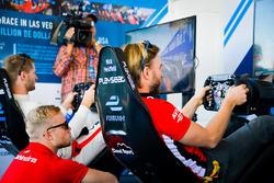 Ник Хайдфельд, Mahindra Racing, Феликс Розенквист, Mahindra Racing
