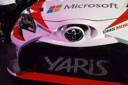 Toyota Yaris WRC, фрагмент