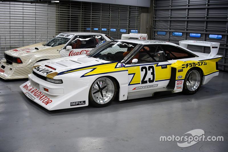 Group 5: Nissan Nichira Silvia Group 5 spec S12