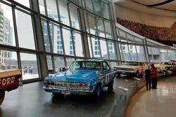 Atmosfera alla NASCAR Hall of Fame