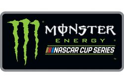 Logo Monster Energy NASCAR Cup Series