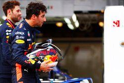 Daniel Ricciardo, Red Bull Racing na zijn crash
