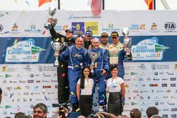 Podyum: Murat Bostancı, Onur Vatansever, Ford Fiesta R2, Castrol Ford Team Türkiye