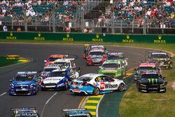 Accident pour James Moffat, Garry Rogers Motorsport