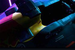 Le cockpit de la Red Bull Racing RB13