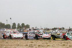Emanuel Moriatis, Martinez Competicion Ford, Matias Rossi, Nova Racing Ford, Matias Jalaf, Indecar C