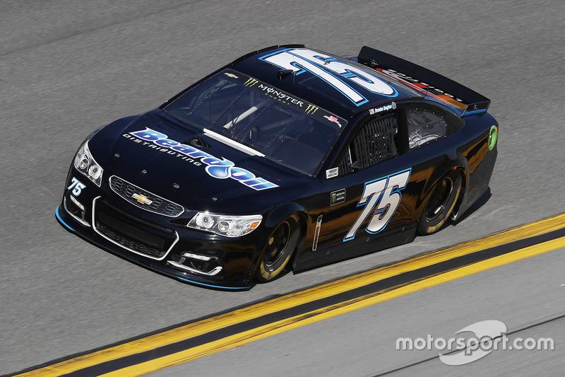 Brendan Gaughan, Beard Motorsports Chevrolet