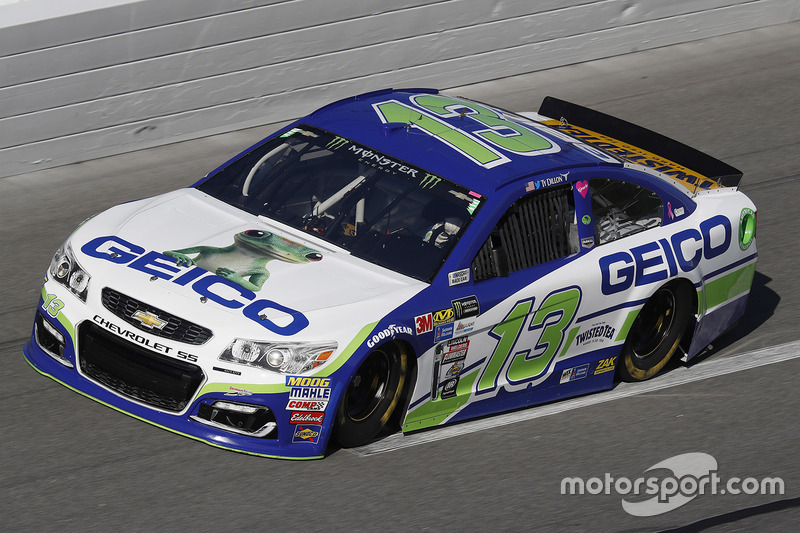 Unfall: Ty Dillon, Germain Racing, Chevrolet