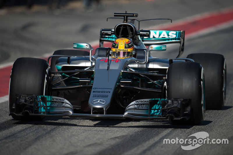 5e : Mercedes W08 EQ Power