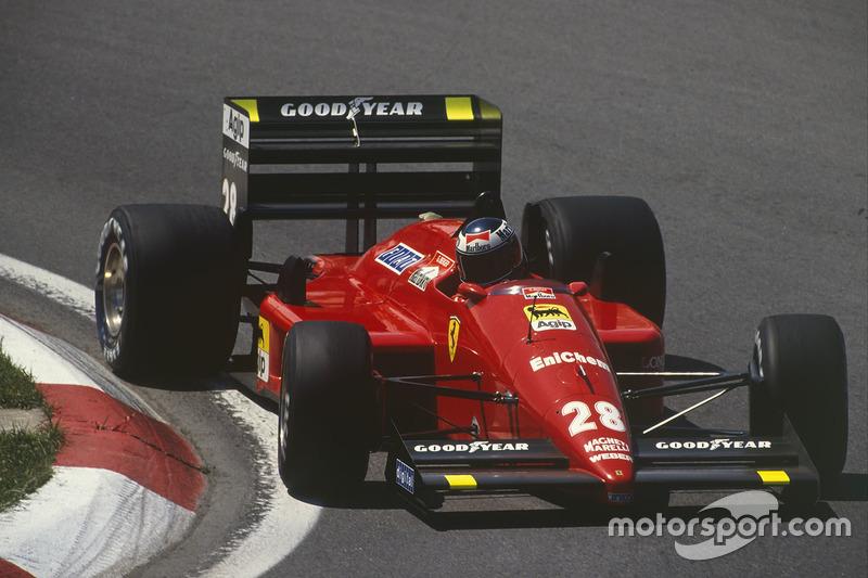1988年:フェラーリF187/88C