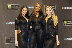 Monster Energy NASCAR Cup Series girls