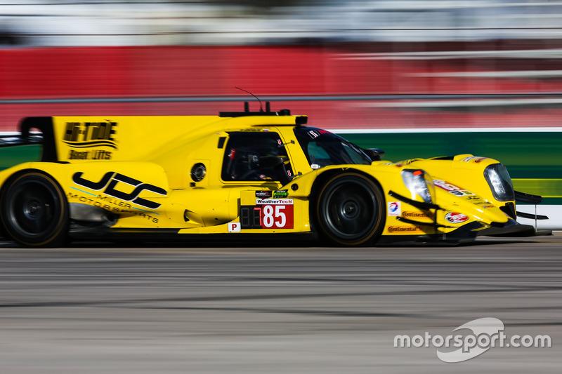 4. P: #85 JDC/Miller Motorsports, ORECA 07
