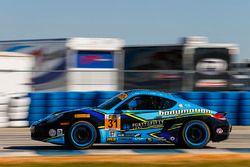 #31 Bodymotion Racing Porsche Cayman: Drake Kemper, Devin Jones