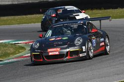 #75 IDEC SPORT RACING, Porsche 991 Cup: David Abramczyk, Stephane Adler, Romain Vozniak