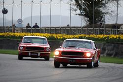 Кубок Пирпойнта: Сопер, Дэвис, Mustang