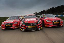Ant Whorton-Eales, AmDtuning.com with Cobra Exhausts Audi S3, Adam Morgan, Ciceley Motorsport with M
