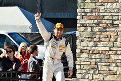 Podium: winner Nico Jamin, ANSA Motorsports