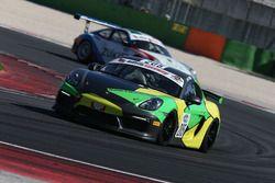 Nicola Neri, Kinetic Racing,Porsche Cayman GT4