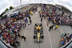 James Hinchcliffe, Schmidt Peterson Motorsports Honda Gasoline Alley