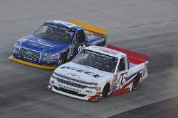 T.J. Bell, Niece Motorsports, Chevrolet; Chase Briscoe, Brad Keselowski Racing, Ford