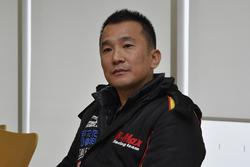 組田龍司チーム代表(B-Max Racing Team)