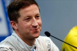 Pressekonferenz: Robert Dahlgren, Polestar Cyan Racing, Volvo S60 Polestar TC1