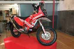 Himoinsa Racing Team Dakar bike
