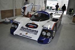シュパン・ポルシェ962LM-002(Rothmans Porsche 962LM)